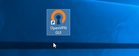 VPN GUI Desktop Icon