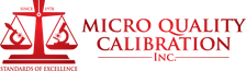 Micro Quality Calibration logo